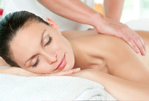 Swedish relaxing massage